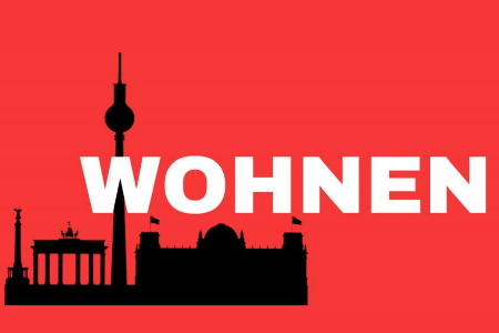 Wir wollen bezahlbaren Wohnraum in Berlin!