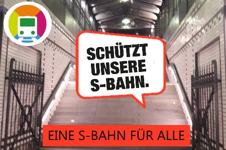 Eine S-Bahn für Alle