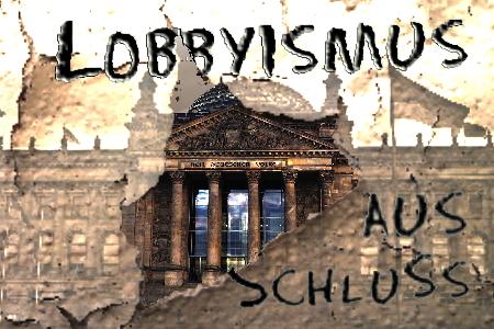 Für ein längst überfälliges Lobbyregister