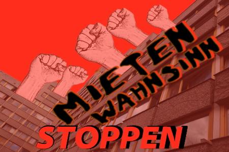 Demo gegen MietenWahnsinn