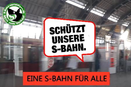 """""""Eine S-Bahn für Alle"""""""