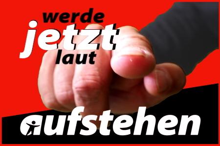 Aufstehen-Berlin ist weiterhin aktiv!